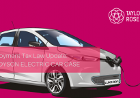 EMPLOYMENT LAW UPDATE: THE DYSON ELECTRIC CAR CASE