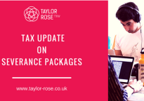 Changes to Tax Treatment of Employment Termination Packages