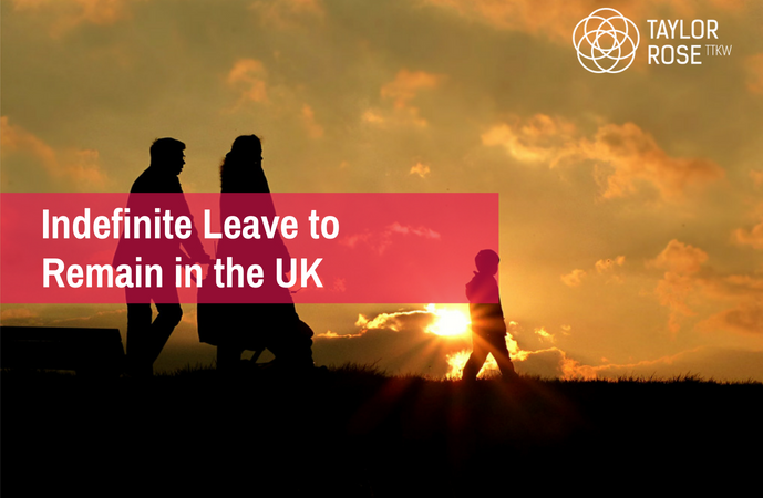 Indefinite Leave to Remain in the UK after 5 years on Spouse Visa