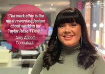 Legal Star Award winner Amy Abbott – July 2019