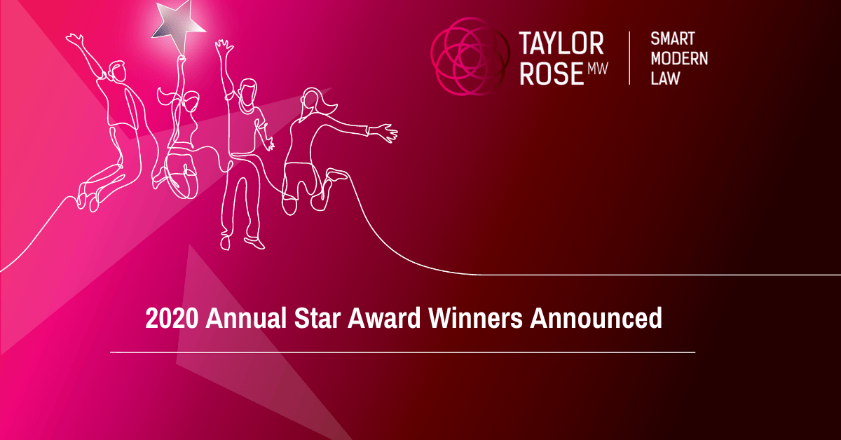2020 Annual Star Awards Announced