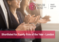 MW Solicitors shortlisted for Family Firm Award