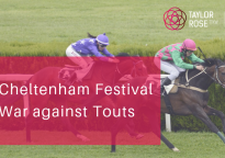 Cheltenham Festival – War Against Touts Update