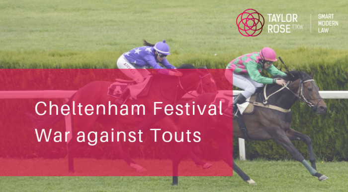 Cheltenham Festival – War Against Touts: What is the most recent update?
