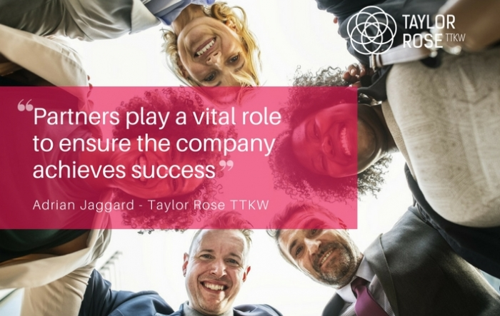 What is a Partner in Taylor Rose TTKW