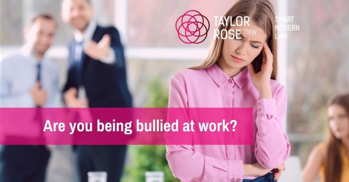 Bullying at Work: When to Walk Away