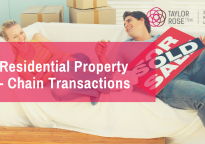 Avoiding Problems with Property Chain Transactions