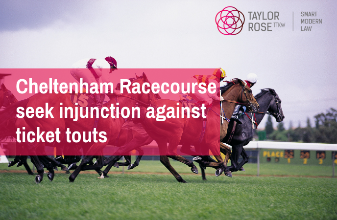 Cheltenham Festival – War against touts