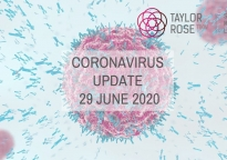 Coronavirus Update: 29th June 2020