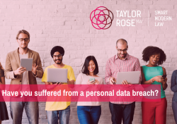 Data Protection - Can I Claim for Compensation?