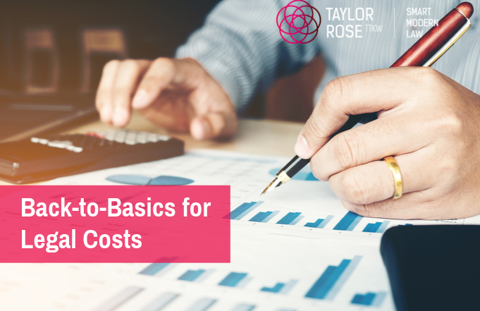 What are Common Legal Costs Issues?