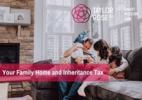 How can the family home be efficient for inheritance tax?
