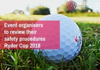 Ryder Cup - Spectator Injury Update