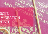 BREXIT IMMIGRATION UPDATE PART 3: Arrival in the UK during the implementation period