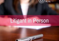 The Litigant in Person: Kid gloves or gloves off?