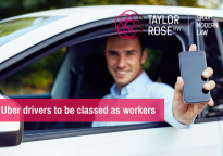 How have Uber drivers changed employment law?