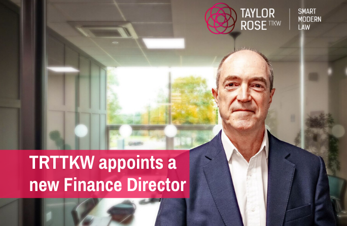 Taylor Rose TTKW appoints Nigel Berry as a new Finance Director