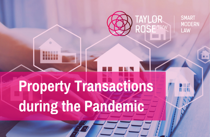 Selling and Buying Property during the Coronavirus Pandemic