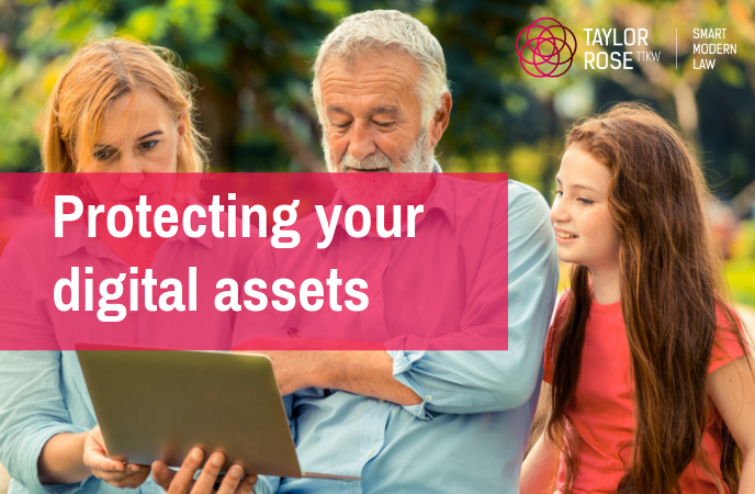 Digital assets: Planning for what happens when you die
