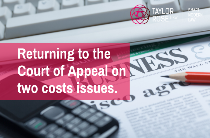 Taylor Rose TTKW obtains permission for second appeals in two important cases.