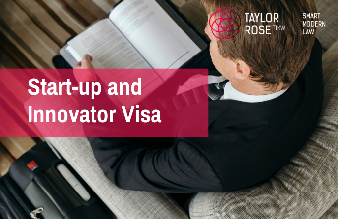 New Start-up and Innovator routes now open