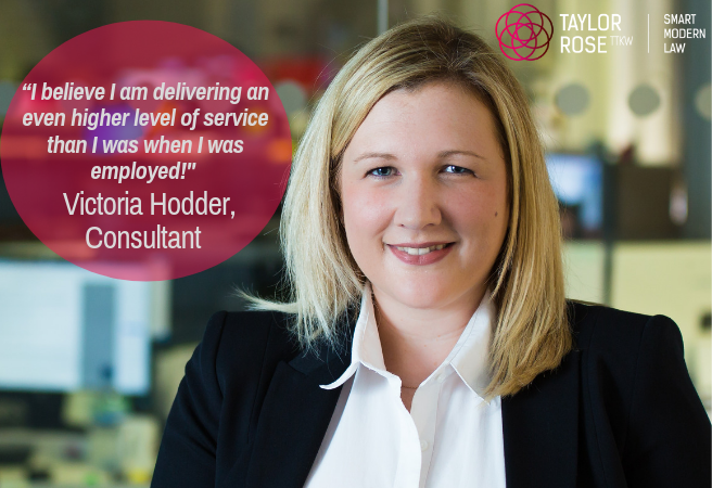How does being a Consultant Solicitor benefit your lifestyle?