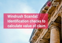 The Windrush Scandal: The claim process